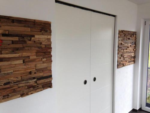 Holz Wandverkleidung