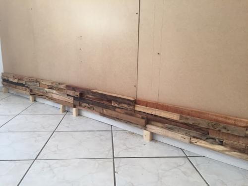 Holz befestigen