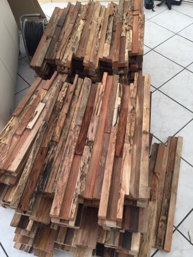 Holz wählen