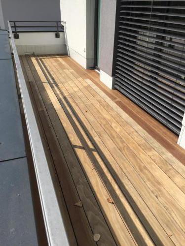 Holzbelag Balkon