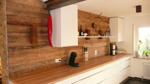 Holzverkleidung Altholz