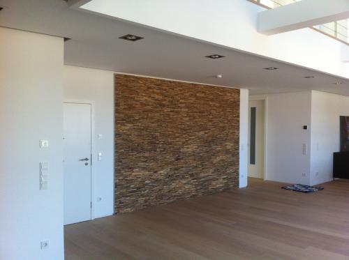 Holzverkleidung Wand Paneele