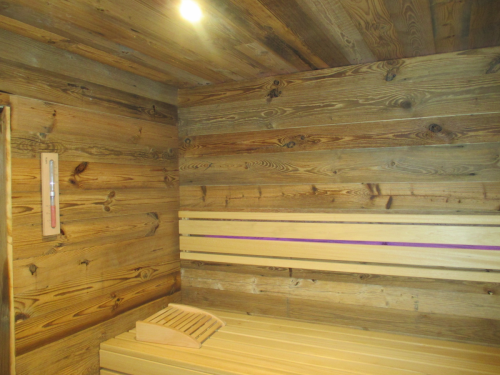 Sauna Altholz