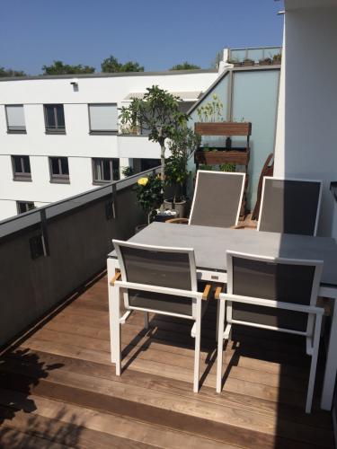 Thermoesche Balkon