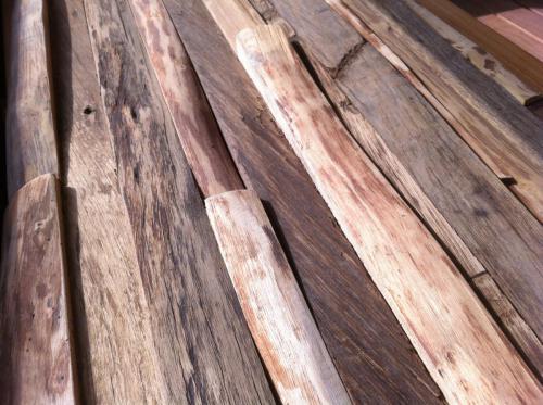 Wandverkleidung Holz (1)