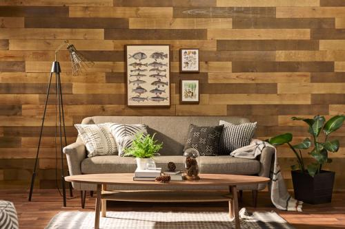 Wandverkleidung Holz (2)